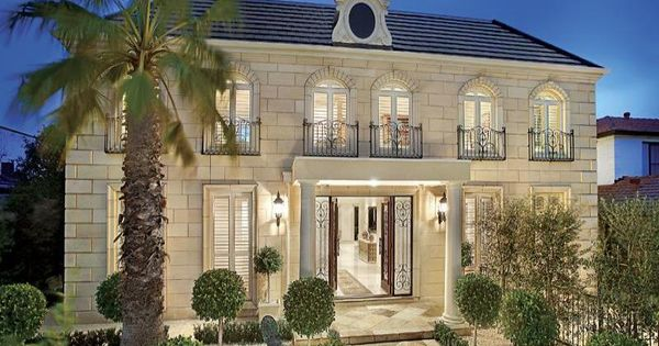 French old world home design french country for Acadiana home designs