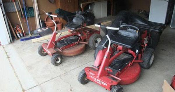 Hundred Dollar Mowers Lawn Mower Repair Mower Riding Mower