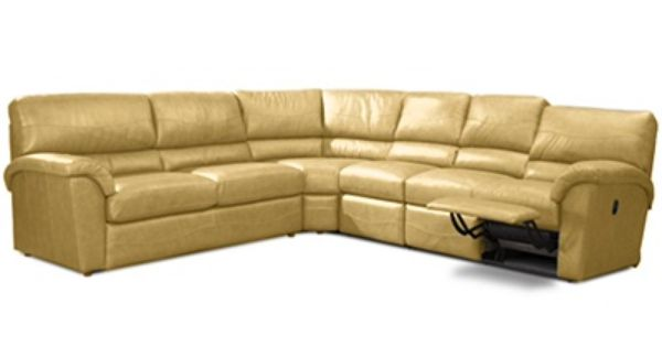 Momcave Reese Sectional By La Z Boy Momcave