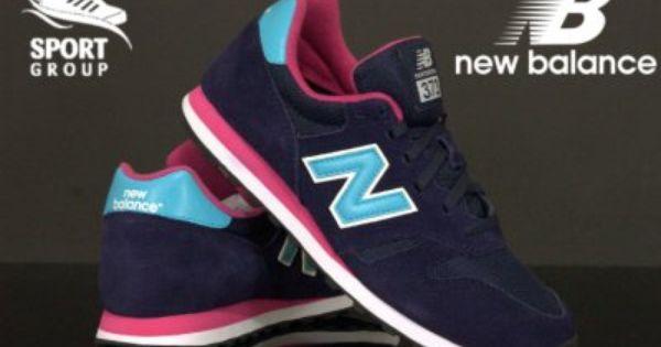 Buty New Balance Wl373 Ntp 410 R 36 41 Damskie 24h 6118362263 Oficjalne Archiwum Allegro New Balance New Balance Sneaker Balance