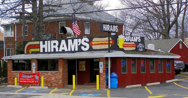 Hiram S Hot Dogs Nj Palisades Amusement Park River Vale New Jersey