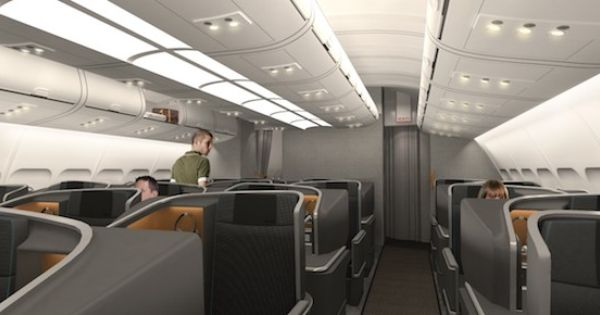 Sas New Business Class Seat I One Mile At A Time In 2020 Business Class Seats Business Class Aircraft Interiors
