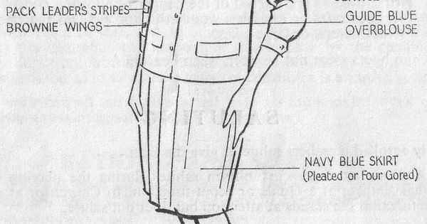 1966 new guide uniform