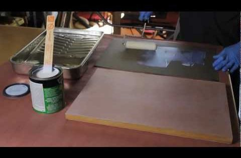 how to install sheet laminate on a countertop youtube diy pinterest countertop laminate. Black Bedroom Furniture Sets. Home Design Ideas