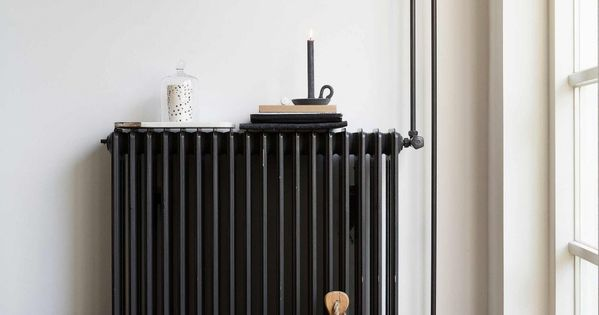 anthracite victorian style column radiator home sweet. Black Bedroom Furniture Sets. Home Design Ideas