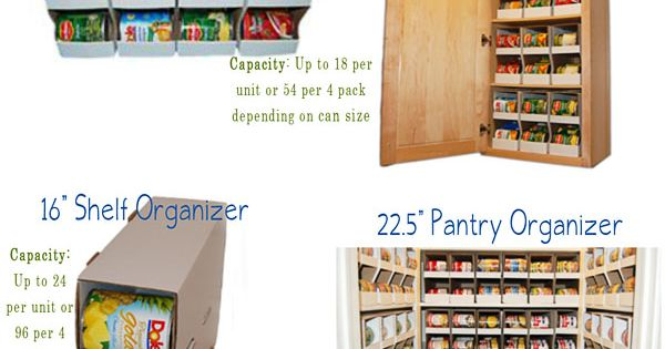 Can organizer - Kitchen storage ideas probably arent aware ...