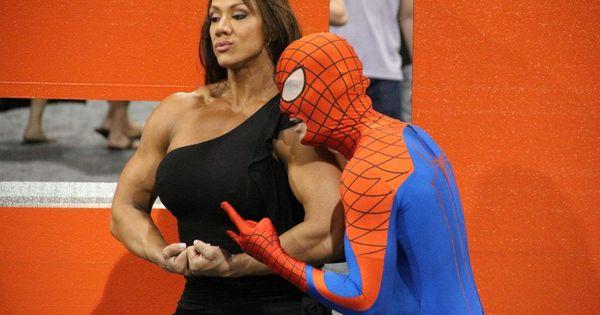 Amber DeLuca | Fitness & Bodybuilding Women 1 | Pinterest