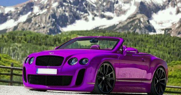 Purple Bentley Bentley Amp R Lls R Yce Pinterest