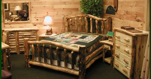 Log Furniture | Aspen Log Furniture | Log Beds | Pinterest | Log Furniture,  Nice And Bedroom Sets