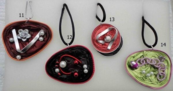 Divers bijoux faits avec des capsules nespresso montre for Porte 60 capsules nespresso