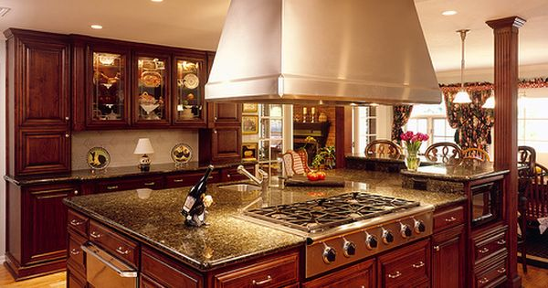 Modern Tuscan Kitchen Designs Cabinet color