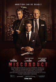 Misconduct When An Ambitious Young Lawyer Takes On A Big Case