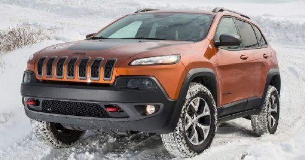 2016 Jeep Cherokee Trailhawk 4dr Suv Exterior Motores Motos