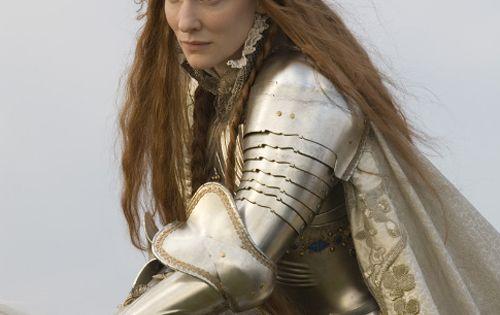 Practical Female Armor Cate Blanchett as Elizabeth from ...