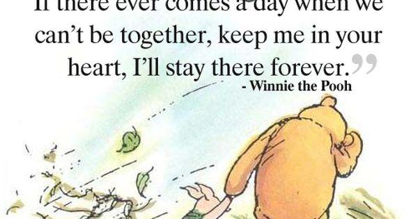 Disney quote: Winnie the Pooh