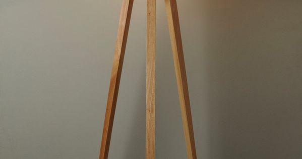 Coby Wooden Tripod Floor Lamp Twmmh Lighting Pinterest Wooden Tripod Floor Lamp Tripod