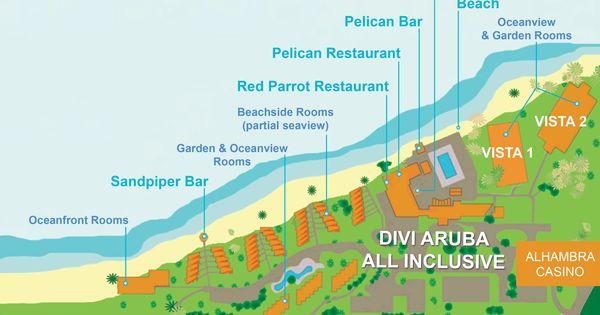 Divi aruba map travel pinterest aruba map - Divi all inclusive ...