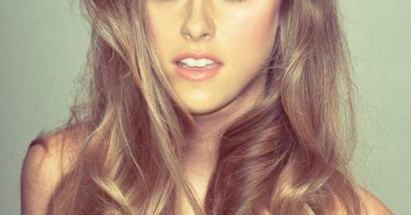 Kristen Stewart hair
