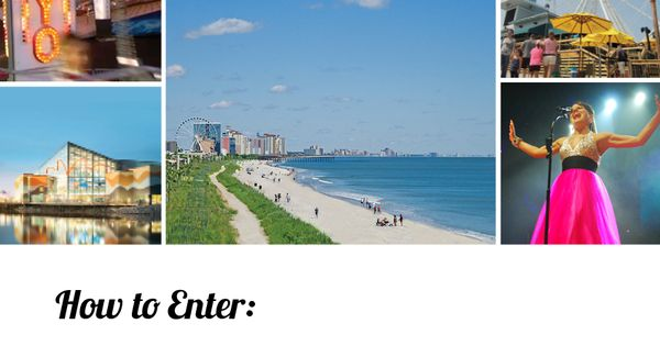 Myrtle Beach Dream Vacation MYRDreamVacation