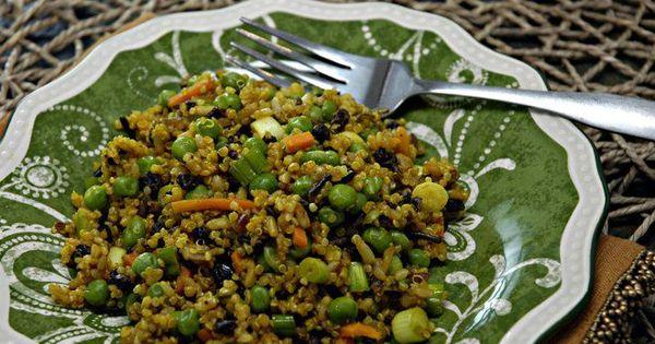 Quinoa Pilaf | Recipe | Quinoa Pilaf, Quinoa and Quinoa Recipe
