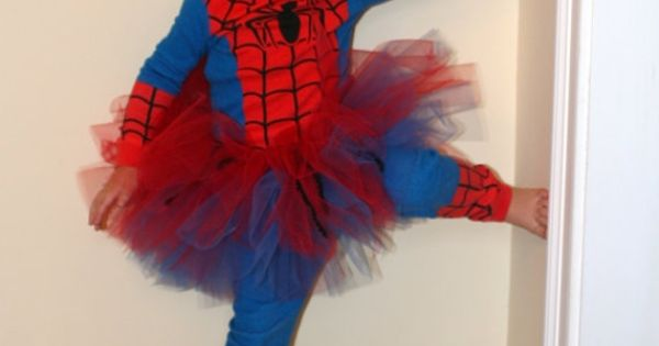 Add a tutu on any boy costume & it becomes a girl