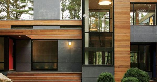Wood, Concrete and Commercial Windows | Substitute the use of a stone