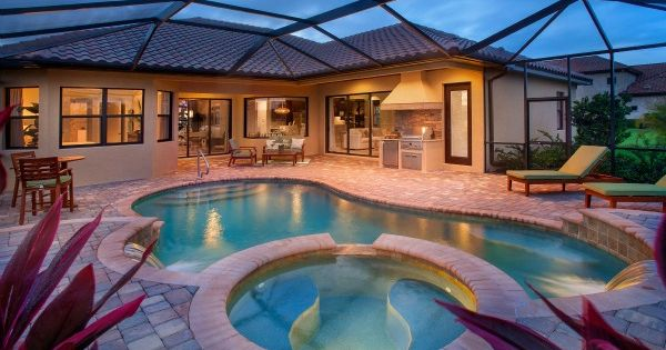 Laurel New Home Plan In Treviso Bay Classic Homes Naples