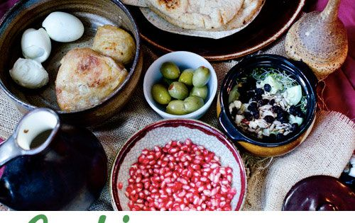 Cooking Around the World with Kids: Roundup of resources for your virtual