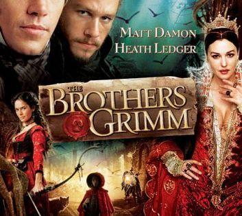 Directed By Terry Gilliam With Matt Damon Heath Ledger Monica