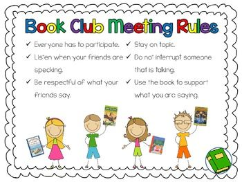 Interactive Book Club For Fiction And Nonfiction Books By Read Like A Rock Star Book Club Activities Kids Book Club Classroom Book Clubs