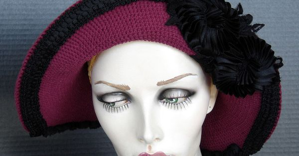 Crochet Hair For Sale Near Me : ... , fashion and makeup and hair Pinterest Cranberries, Hats and Red