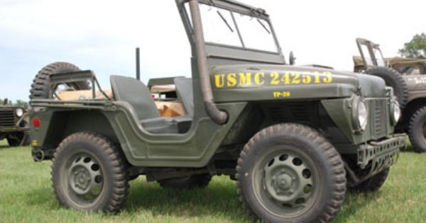 M422a1 Mighty Mite Military Jeep Army Trucks Military Jeep Military Vehicles