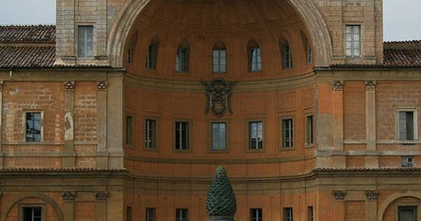Museo Del Vaticano.Museo Del Vaticano Ciudad Del Vaticano Italia Architecture At
