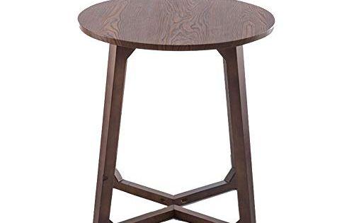 Tables V Leg Coffee Table Solid Wood Corner Table Portable