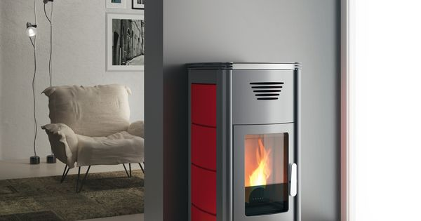 Calderapellet estufas para aprovechar tus radiadores y - Estufa de lena para radiadores ...