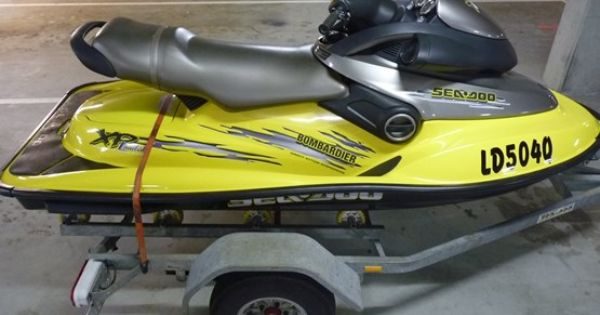 1999 sea doo xp bombardier places to visit pinterest sea doo and wheels. Black Bedroom Furniture Sets. Home Design Ideas