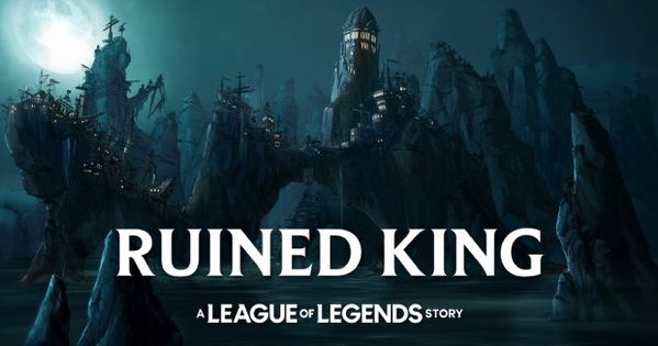 Ruined King Is An Upcoming League Of Legends Themed Turn Based Rpg League Of Legends Legend Stories League Of Legends Universe