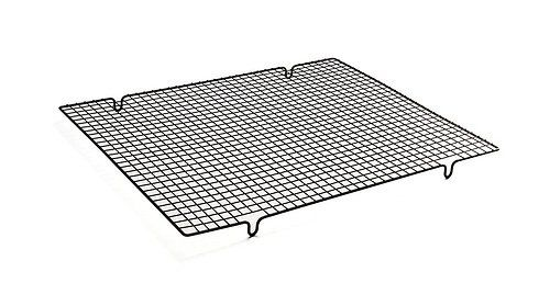 Good Helper Non Stick Cooling Rack For Baking Black 20 X 14