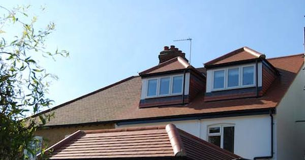 1930s Semi Detached Loft Conversion With Two Small Rear