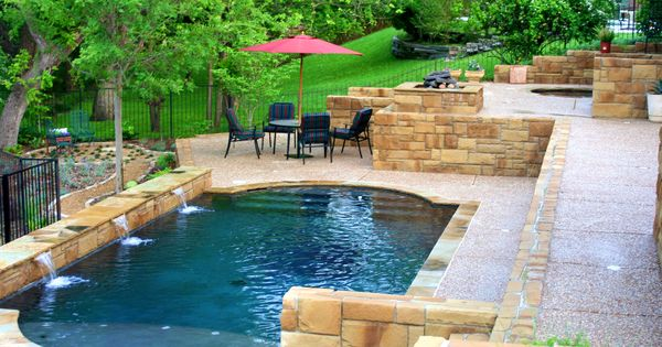 Furniture:Captivating Pools Pool Designs And Ideas Best Small ...