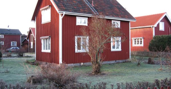 Traditional swedish house in mora design exteriors for Traditional swedish house plans