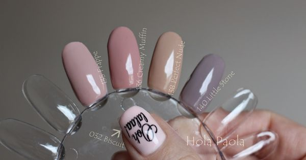 Semilac 135 136 138 140 Nails Pinterest Coffee Muffins