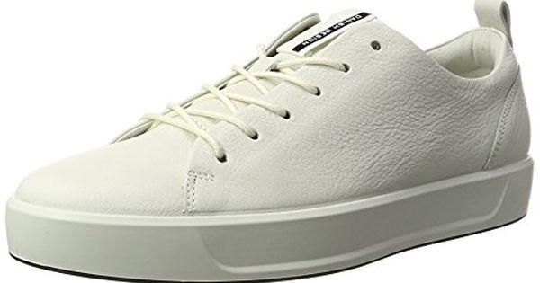 ECCO Mens Soft 8 Tie Fashion Sneaker