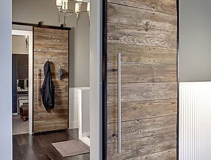 Sliding Doors Like These Ones Can Really Save Space In Rooms - Closet door designs can completely change decor