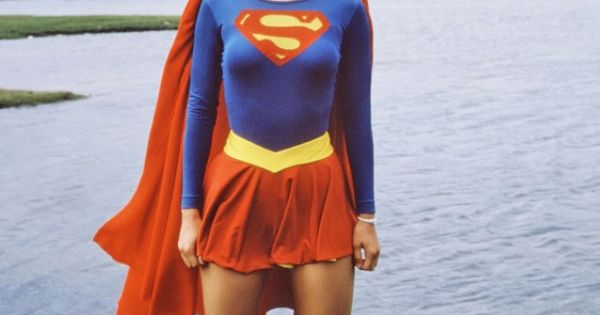helen slater as supergirl fashion costume amp makeup