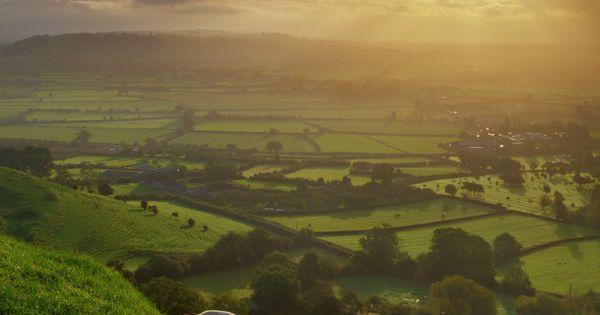 Glastonbury Tor Sunrise HDR by Nick Clarke on 500px ...