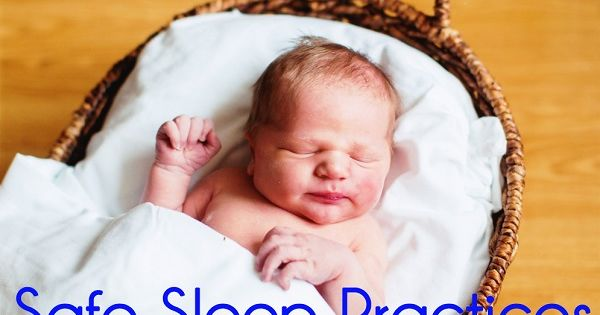October is SIDS Awareness Month and a Safe Sleep | Babies & Kids ...