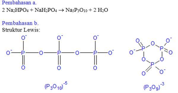 Pembahasan Soal Essay Nomor 4 Osp Kimia Tahun 2014 Kimia