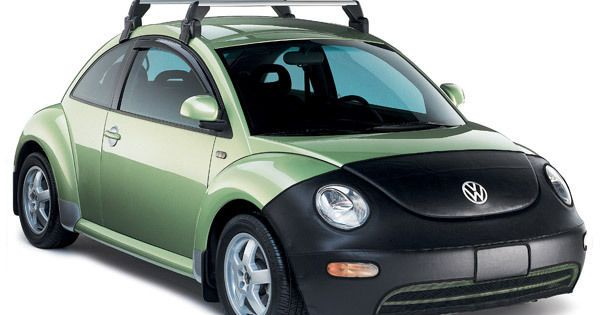 1998 2010 Vw Volkswagen New Beetle Base Carrier Bars Cross Bars Genuine Oem New Volkswagen New Beetle New Beetle Vw New Beetle