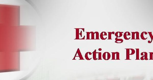 Emergency Action Plan - Contact At (877) 840-2444 Emergency - action plan